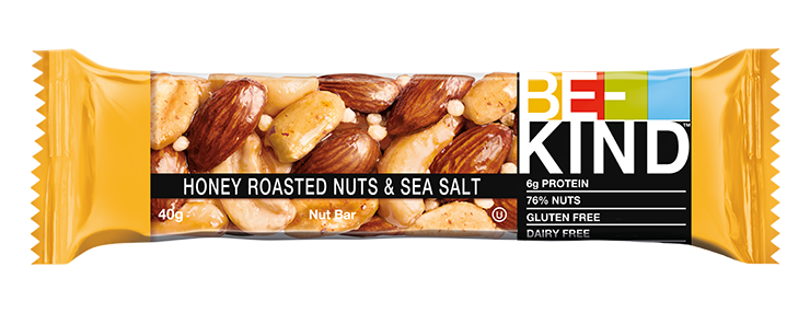 honey roasted nuts sea salt